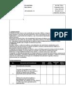 Ejemplos de Cuestionarios de Auditoria