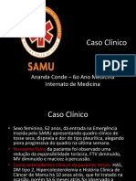 CASO CLINICO SAMU