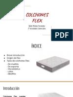 Colchones Flex