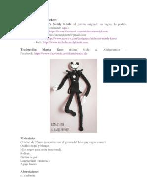 Sally – Amigurumi Patterns | 396x298