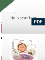 My Vacations Terminado