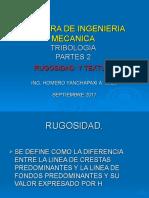 2.- RUGOSIDAD