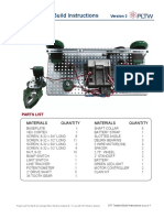 gateway vex testbed build instructions version 2