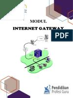 Materi Ajar Internet Gateway