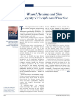 Wound Healing and Skin Integrity Principles and Practice-converted