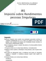 Trabalho Fiscalidade - Carla Araújo