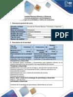 Guía de actividades y rúbrica de evaluación -  - Uso de Linux