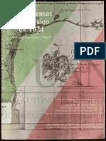 Las Defensas de México en 1824