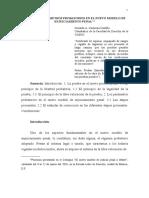 PARAMETROS PROBATORIOS (PONENCIA)