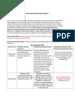 datacollectionmethodologytemplate