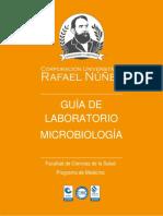 Guia de Laboratorio Microbiología Versión 2P 2018 ACTUALIZADA