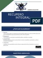 Servicios Cobranzas Recupero Integral Srl