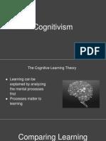 congnitivism final