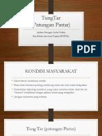 TungTar (PKM Simbelmawa Kewirausahaan)