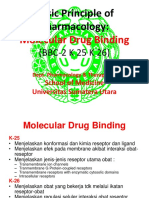 20121009-Kbk-bbc-2 k25 k26-Basic Principle of Pharmacology Molecular Drug Binding Azl Tw