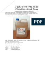 (I-sat) 0857-5903-5408 Tinta,Harga Tinta Offset,Tinta Untuk Cetak Tinggi