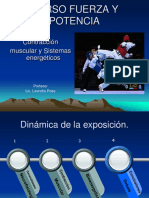 PPT - Contraccion Muscular y Sistemas Energeticos - Lic. Pose