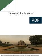 Humayun's Tomb Garden