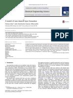 A Modelofwaxdepositlayerformation