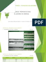 Propuesta de Ahorro de Energía. Curso Ahorro de Energía | Tecnológico de Monterrey
