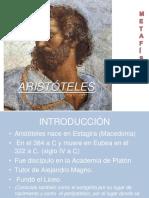 Aristóteles Metafísica