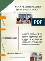 CONSUMIDOR EDUCATIVO