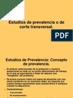 Estudios Prevalencia