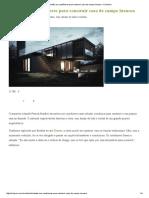 Irlandês Usa Contêineres Para Construir Casa de Campo Luxuosa – CicloVivo