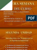 Ing Del Transporte Industrial