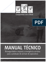 Manual Tecnico - Biosseguridade Sanitaria
