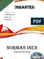 Normas INEN