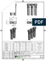 Zeichnung-Drawing FST FCA140-FCA190 PN16 Filterkombinationen-filter Combinations-20130715