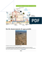 Red de Abastecimiento de Agua Potable