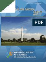 Kecamatan Genteng Dalam Angka 2017