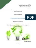 Analisis Consumo de Energia