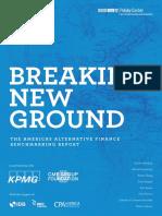 2016 Americas Alternative Finance Benchmarking Report