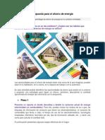 Propuesta Para El Ahorro de Energía EDUARDO RISSO ROSENDO