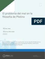 el problema del mal en plotino.pdf