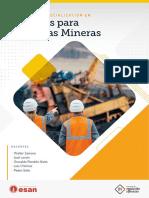 Diptico Finanzas Para Empresas Mineras