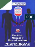 Manual Pronahebas_ Doctrina Normas y Procedimientos