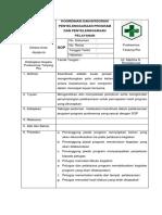 1.2.5.1. Sop Koordinasi Dan Integrasi Penyelengaraan Program Pelayanan