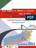 Gua Digital Apoyo Directores EtcoteESCUELAS TALLER de LEON