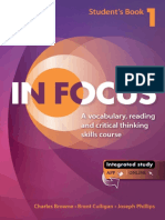 1in Focus 1 Student s Book
