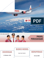 Creating Value (Lion Air) - Marketing Management