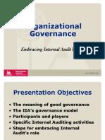 4 Organizational Governance