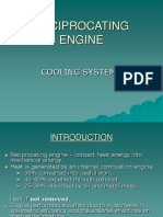 Piston Cooling System