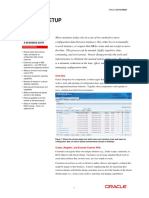 Oracle Isetup Data Sheet 133558