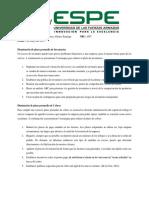 Consulta 5 Estrategias de Disminución INV y Cobor