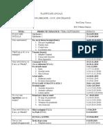Planificare Anuala Mijlocie 2018-2019