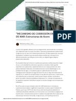 _MECANISMO de CORROSIÓN en AGUA de MAR_ Estructuras de Acero _ Abel de La Cruz Perez _ Pulse _ LinkedIn